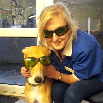 10 minutes with... a newly qualified vet!