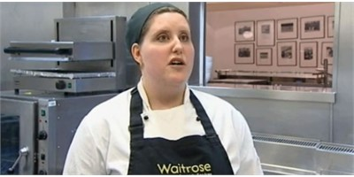 Catering Assistant at Waitrose